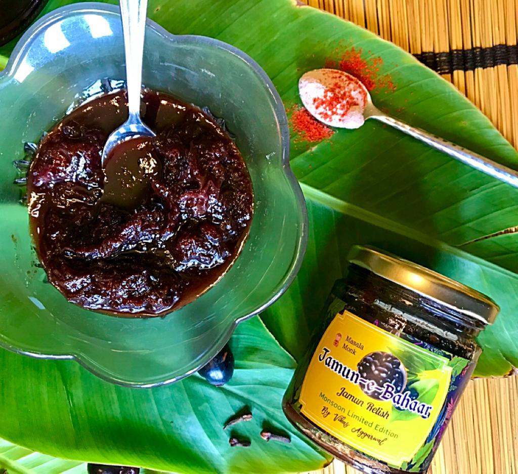 A healthy tangy relish post monsoon