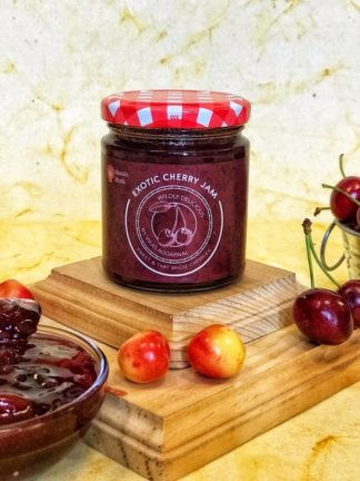 Enriched with the goodness of organic cherries