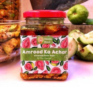 Amrud Ka Achar by Masala Monk