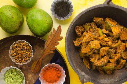 Delicious Aam Ka Sookha Achar
