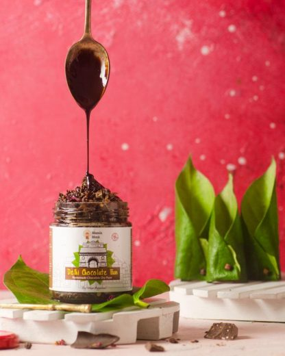 Homemade Chocolate Dry Paan by Masala Monk