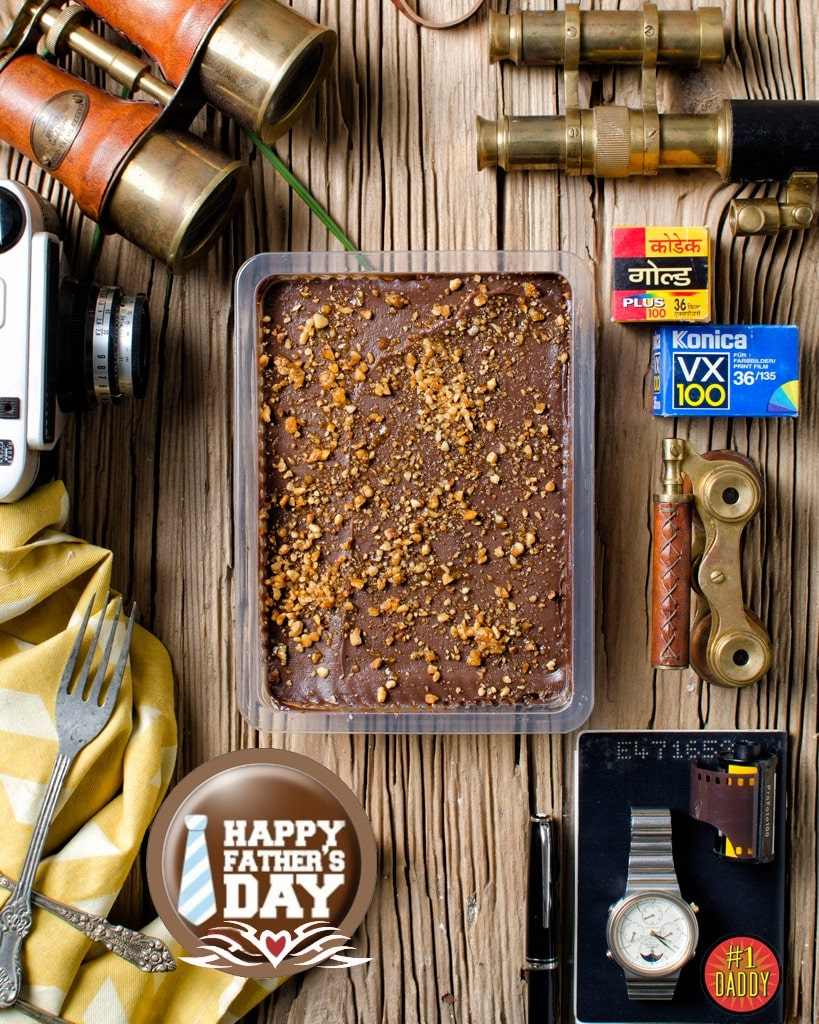 Chocolate Hazelnut Fathers day Campaign Masala Monk-min