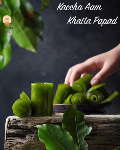 Khata Aam Papad